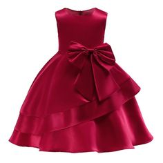 In Stock:Ship in 48 Hours Navy Blue Satin Flower Girl Dress With BowFloral Dress Evening Party Dress Sleeve Length(cm): Sleeveless Model Number: N/A Silhouette: Ball Gown Material: Polyester,Cotton Style: European and American Style Dresses Length: M Girls Formal Dresses, Little Girl Dresses, Elegant Dresses, Blue Dresses, Girls Party Dress, Flower Girl Dresses Burgundy, Dressy Dresses, Princess Ball Gowns, Princess Dresses