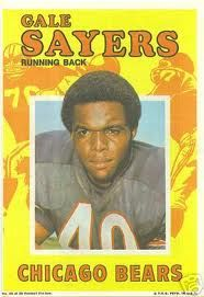 Gale Sayers Football Cards, Nfl Football, Baseball Cards, Brian's Song, Songs, Gale Sayers, Running Back, Chicago Bears, Famous People