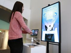 Interactive Exhibition, Chinese Opera, Gunma, Thai Art, Digital Signage, Case Study, Showroom, Conference, Museum