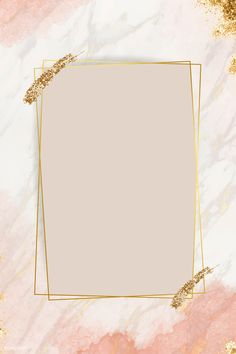 Shimmering golden frame design vector | premium image by rawpixel.com / marinemynt #vector #vectoart #digitalpainting #digitalartist #garphicdesign #sketch #digitaldrawing #doodle #illustrator #digitalillustration #modernart #frame #marble Gold Wallpaper Background, Pink Glitter Background, Rose Gold Wallpaper, Framed Wallpaper, Pastel Wallpaper, Beige Background, Watercolor Background, Story Instagram, Creative Instagram Stories