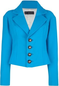 DSQUARED2 Button Down Blazer - Lyst