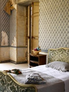 Restoring the 18th-Century French Château de Gudanes in Summer