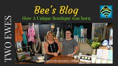 Unique Boutique NSW Central Coast, story on Bee's Blog