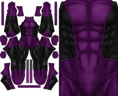 This is a digital file only, it can be sent to one of numerous companies that can print and sew this into a finished suit.If you require further info please vis Teen Titans Cosplay, Beast Boy, Creative Costumes, Deadpool, Spiderman, Brand New, Suits, Female, Comics