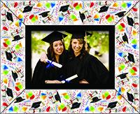 Graduation Gifts - Grad Logo Photo Frame #EarnItFrameIt @diplomframe