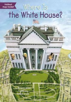 The history of the White House, first completed in reflects the history of America itself. It was the dream of George Washington to have an elegant presidential mansion in the capital city that George Washington, Washington Dc, Nonfiction Books For Kids, Abigail Adams, Barack And Michelle, Bath And Beyond Coupon, Penguin Books, New Books, Children's Books