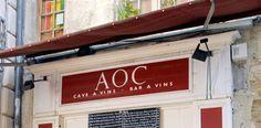 AOC, Avignon, France