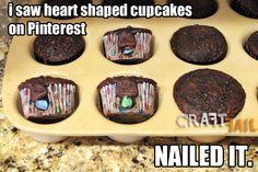 Choke hazard cupcakes