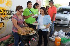 Chihuahua es patria abierta para migrantes: Jáuregui