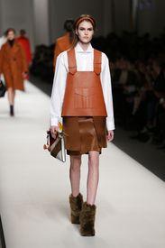 Milan Fashion Week: Fendi, Just Cavalli, Prada and Moschino - via MyDaily