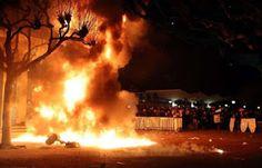 Civil War in the streets: radical left vs, conservatives