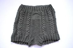 cable knit short.