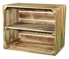 Bookcase, Shelves, Ebay, Home Decor, Wooden Crates, Shelving, Decoration Home, Room Decor, Bookcases