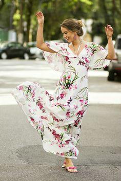 juliana goes | juliana goes blog | moda | blog de moda | dica de moda | inspiração de moda | look do dia | vestido longo | moda verão | verão 2015 | arcobaleno santos | loja arcobaleno