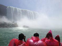 Niagara Falls from the Hornblower!