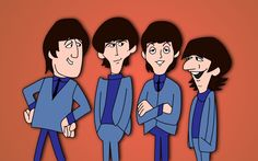 The Beatles cartoons went on air in fall of 1965 as part of the Sat. AM cartoon line up in most TV markets. The series lasted until 1969 - when I did get to watch it, always ended up that it was a repeat of one I had seen!