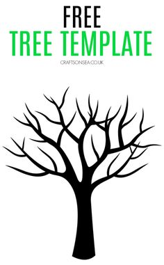 free tree template four seasons craft spring fall This free tree template is perfect for making spring or autumn crafts for kids - or a whole four seasons craft! Free printable tree template that's perfect for kids crafts. Spring Crafts For Kids, Kids Crafts, Craft Projects, Autumn Crafts Kids, Autumn Art Ideas For Kids, Elderly Crafts, Thanksgiving Crafts For Toddlers, Fall Arts And Crafts, March Crafts