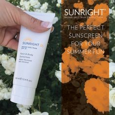 Sun exposure can have damaging consequences, including premature aging of the skin. Give your skin the protection that it needs!