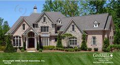 Garrell Associates, Inc. Avonstone Manor House Plan 06206, Design by Michael W. Garrell