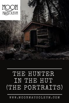A hunter is wounded and seeks refuge in an old abandoned cabin for the night. Ghost Stories, True Stories, Short Horror Stories, The Vanishing, Penny Dreadful, Guy Names, Fun To Be One, Twists, Paranormal