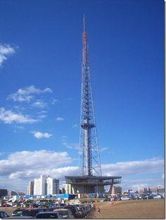 Torre de TV, Brasília - Brasil