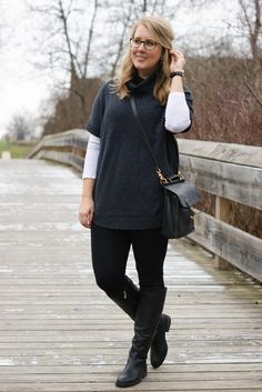 the comfiest winter outfit