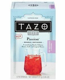 Use this new Tazo Tea coupon to save!