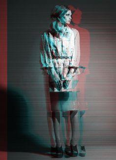 Pixel Mania - Fashion Artwork #fashion #photography #art #digitalart