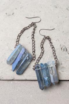 Kendra-Blue Earrings