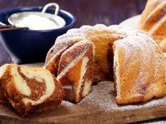 Nejlepší mrkvovo-ořechová bábovka – Recepti Tiramisu, Banana Split, Mousse, French Toast, Cheesecake, Breakfast, Food, Brownies, Cooking Recipes
