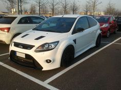 Awesome Ford: Ford Focus RS the ultimate Hot Hatch - 12345 - Leander - TuneZup  TuneZup - Tuned cars and carlovers