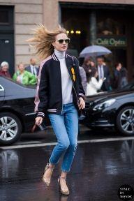 STYLE DU MONDE / Paris FW SS15 Street Style: Natalia Vodianova  // #Fashion, #FashionBlog, #FashionBlogger, #Ootd, #OutfitOfTheDay, #StreetStyle, #Style