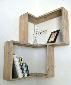 Creative design of corner
