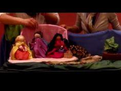 Frau Holle - Puppenspiel des Waldorf-Kindergartens Karlsruhe - YouTube