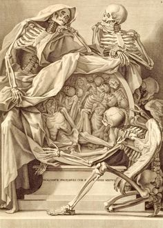Anatomia per uso et intelligenza del disegno ricercata Rome, 1691. Copperplate engraving. National Library of Medicine Bernardino Genga (1636-1734) [anatomist] Charles Errard (1609-1689) [artist]
