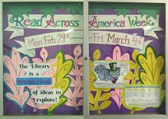 Smells Like Library: READ ACROSS AMERICA WEEK 2016