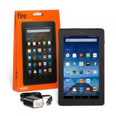 """Enter to win a new Kindle Fire 7"""" 8GB with $10 gift card giveaway! Ends 9/29! 