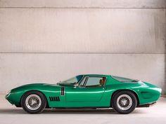 """carversed: """"1968 Bizzarrini 5300 GT Strada """""""