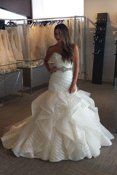 Keaton  - Hayley Paige wedding dress