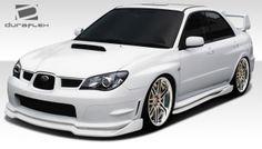2006-2007 Subaru Impreza WRX STI 4DR Duraflex C-Speed 2 Body Kit - 5 Piece : Duraflex 108003 : Duraflex 108003