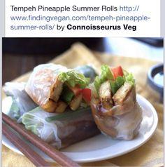 My favorite tempeh