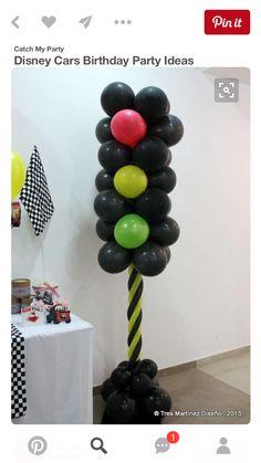 17 Ideas disney cars birthday party ideas balloons for 2019 Disney Cars Party, Disney Cars Birthday, Race Car Birthday, 3rd Birthday, Birthday Ideas, Motorcycle Birthday, Motorcycle Party, Car Themed Parties, Cars Birthday Parties