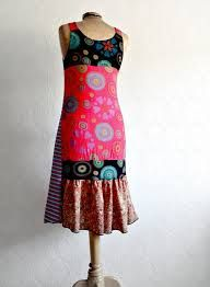 upcycled summer dress - Google Search