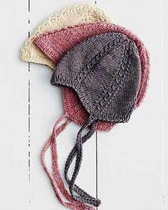 Ravelry: Hue, vanter og krave pattern by Lene Holme Samsøe Kids Knitting Patterns, Baby Hat Knitting Pattern, Knitting For Kids, Knitting Projects, Hand Knitting, Brei Baby, Easy Yarn Crafts, Knit Baby Dress, Crochet Art