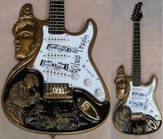 Essa é um tributo ao rei do rock Elvis Presley