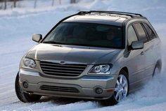 Отзывы о Chrysler Pacifica (Крайслер Пацифика)