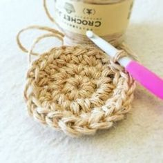 Ideas Basket Diy Sewing Yarns For 2019 Handmade Crafts, Diy And Crafts, Arts And Crafts, Crochet Yarn, Free Crochet, Stitch Witchery, Bag Pattern Free, Yarn Projects, Crochet Patterns