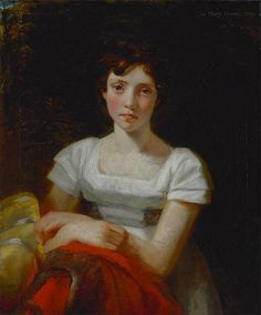 Mary Freer, by John Constable 1809 Yale British Art