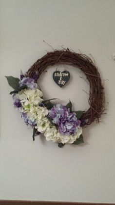 New place wreath