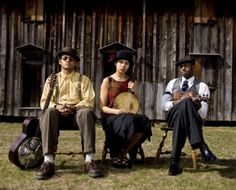 "The Carolina Chocolate Drops on Writing ""Daughters Lament"" I absolutely love The Carolina Chocolate Drops and this album."